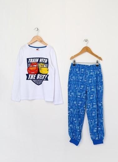 Limon Company Pijama Takım Mavi
